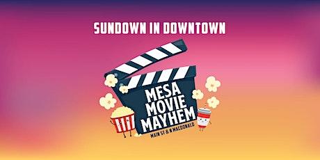 Sundown in Downtown: Mesa Movie Mayhem - Spider-Man: Into the Spider-Verse tickets