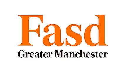 FASD Greater Manchester NVR Online Workshop tickets