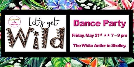 Get Wild Dance Party tickets
