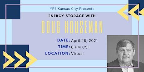 YPE KC Virtual Event with Doug Houseman on Energy Storage tickets