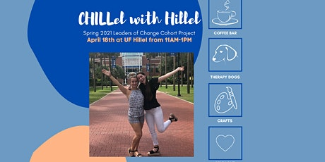 CHILLel with Hillel tickets