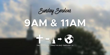 MBC Sunday Service - Apr 18 tickets