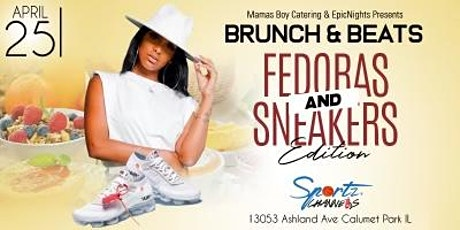 Brunch & Beats (Mamas boys catering & Epic Nights) tickets