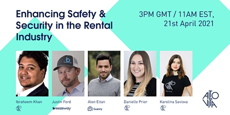 Enhancing Safety & Security in the Rental Industry Tickets