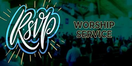 SAC Sunday Worship April 18 tickets