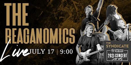 Reaganomics - LIVE tickets