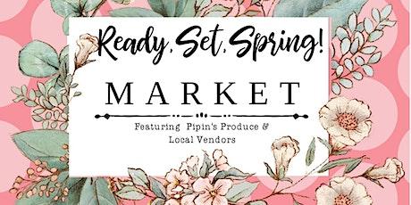Ready, Set, Spring! tickets
