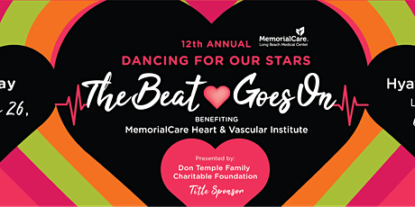 """Dancing for our Stars  """"The Beat Goes On"""" Gala - Volunteer Registration tickets"""