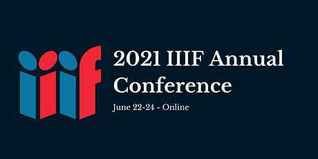 2021 IIIF Annual Conference tickets