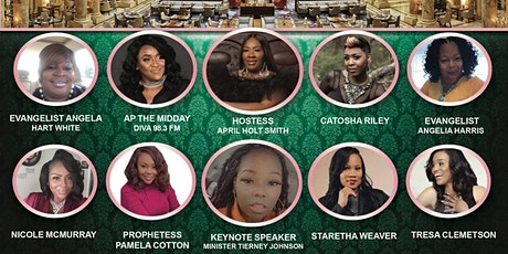Walking Into Your Purpose Women Empowerment Luncheon tickets