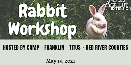 Quad Counties Rabbit Workshop tickets