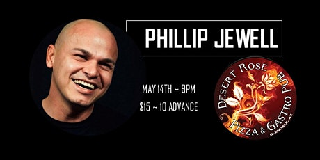 Comedy Night with Phillip Jewell, Ruben Bugayong-Desert Rose-Glendale AZ tickets
