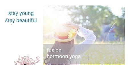 Workshop Maak kennis met Fusion Hormoonyoga tickets