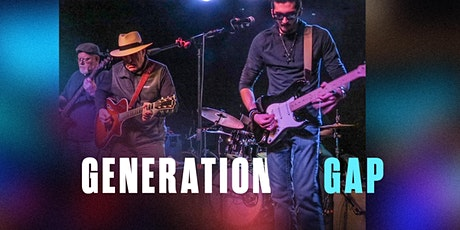 The Generation Gap Blues Band tickets