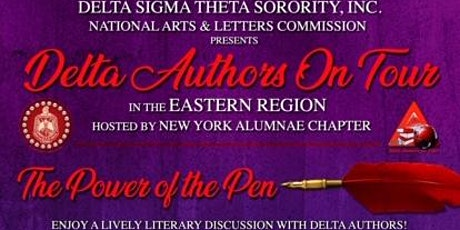 Delta Authors on Tour in the Eastern Region Hosted by New York Alumnae Tickets