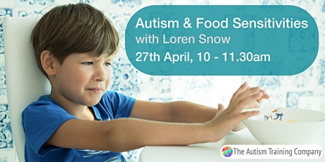 Autism and Food Sensitivities tickets