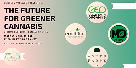 The Future for Greener Cannabis tickets