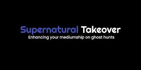 Enhancing your mediumship on ghost hunts tickets