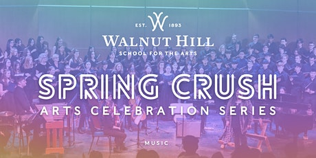 Spring Crush: Music tickets