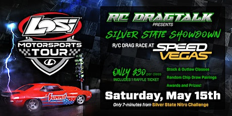 Silver State Showdown at Speed Vegas tickets