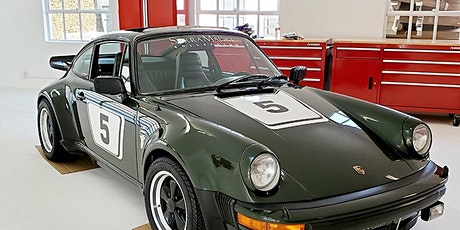 SMC Classic Center Detailing Clinic tickets