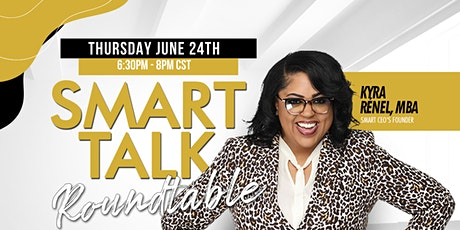 Smart CEO Roundtable Virtual Event tickets