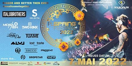PL Springfestival 2022 Tickets