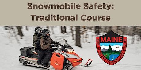 ATV & Snowmobile Safety Combination Course - Skowhegan tickets