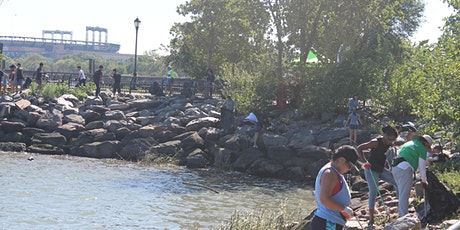 Queens: Flushing Bay Promenade Cleanup tickets