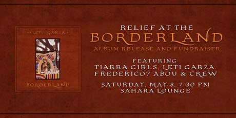 Relief at the Borderland (Album Release Concert/LiveStream and Fundraiser) tickets