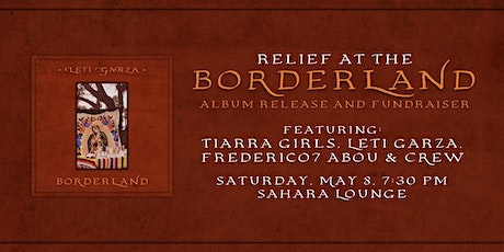 Relief at the Borderland (Album Release and Fundraiser) tickets