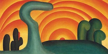 Artist Workshop: Tarsila do Amaral Stylized Landscape Painting tickets