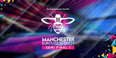 Manchester Eurovision Party 2021 - Semi Final 1 tickets