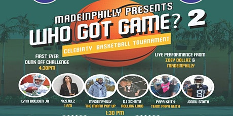 Who Got Game? Part 2 tickets