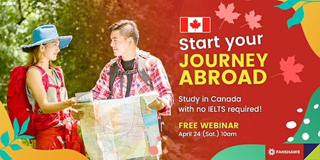 Study in Fanshawe College Canada with No IELTS tickets