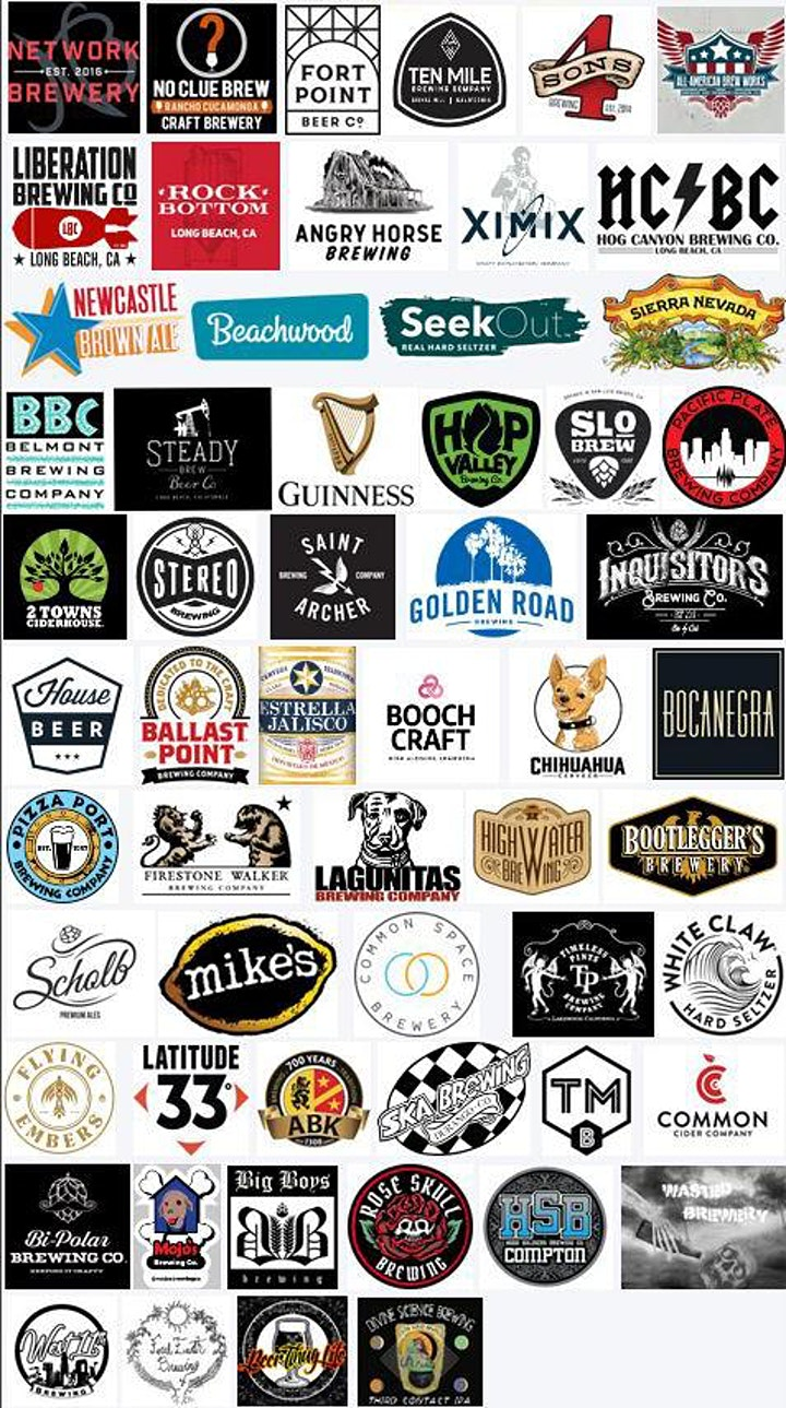10th Taste of Brews LB on 8.21.21 image