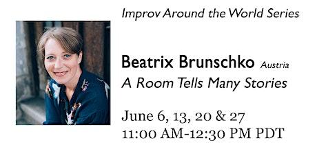 A Room Tells Many Stories  with Beatrix Brunschko biglietti