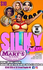 Silky Nutmeg Ganache at Hamburger Marys Grand Rapids tickets