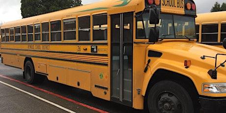 Pre-Service School Bus/CDL Training tickets