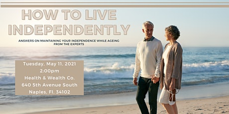 How to Live Independently tickets
