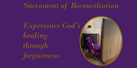Sacrament of Reconciliation at St. John's Parish tickets
