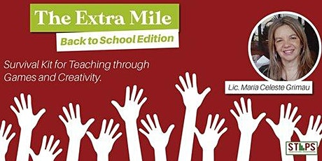 The Extra Mile | Back to School Edition tickets