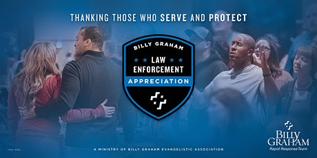Seattle Washington Law Enforcement Appreciation Dinners, May 11 or May 12 tickets