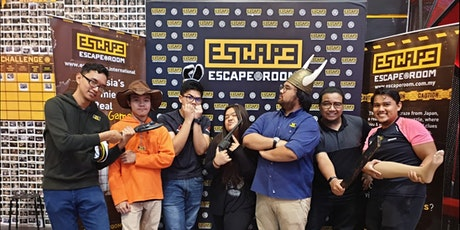 Escape Room : Game tickets
