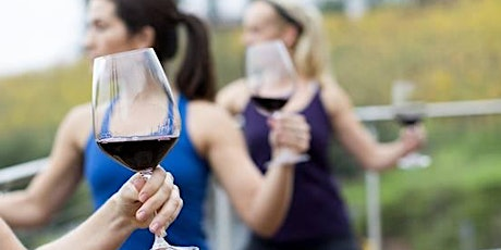 Wine and Yoga with Mecka Fitness tickets