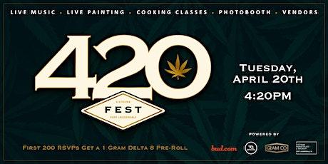 The 420 Fest at Sistrunk Marketplace billets