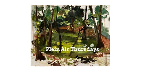 Plein Air Thursdays tickets