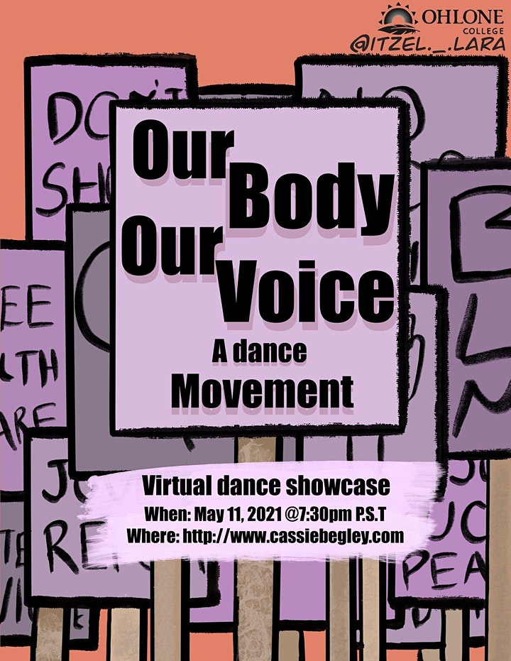 Our Body, Our Voice: A Dance Movement image