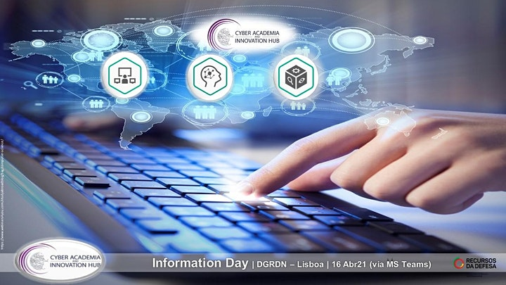 Cyber Academia and Innovation Hub -  Information Day image
