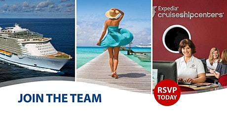 Join Our Team At Expedia Cruises Mississauga tickets